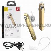 Bluetooth-гарнитура Baseus NGA01-0V Gold