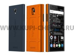Телефон Highscreen Boost 3 SE Blue / Orange
