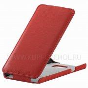 Чехол флип Samsung Galaxy Note 5 UpCase красный