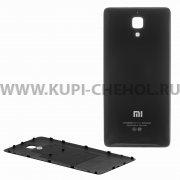 Задняя крышка Xiaomi Mi4 AAA 9078 чёрная