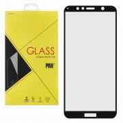 Защитное стекло Huawei Honor 7A Pro Glass Pro Full Screen черное 0.33mm