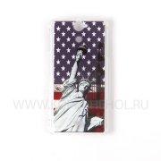 Чехол-накладка Sony LT25i Xperia V Fashion Case 6648