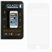 Защитное стекло Apple iPhone 6/6S Glass Pro Full Screen белое 0.33mm