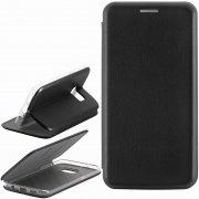 Чехол книжка Samsung Galaxy S7 Edge Book Case New 3D с визитницей черный