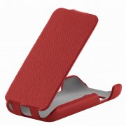 Чехол флип Samsung G130 Galaxy Young 2 iBox Premium красный