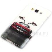 Чехол силиконовый Samsung Galaxy A7 A700f 8570