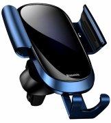 Автодержатель в воздуховод Baseus Future Gravity Suyl-WL03 Blue