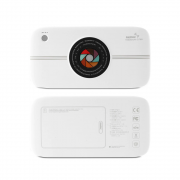Power Bank 10000 mAh Remax Camera RPP-91 Wireless White