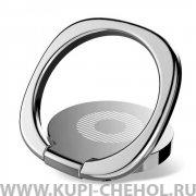 Кольцо-держатель Baseus Privity Silver