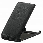 Чехол флип HTC Desire 600 Dual Sim 1358 черный