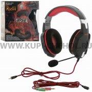 Игровая гарнитура SmartBuy Rush Viper SBHG-2200 черно - красная