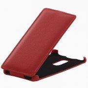 Чехол флип Xiaomi Redmi Note 4 / 4 Pro 1358 красный