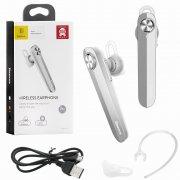 Bluetooth-гарнитура Baseus NGA01-02 White