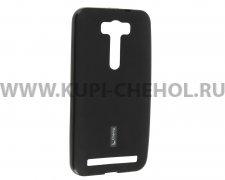 Чехол-накладка ASUS Zenfone 2 Laser ZE500KL / KG Cherry чёрный