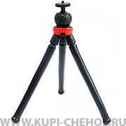 Мини-штатив Flexible Tripod MZ305 черный