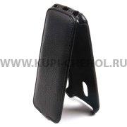 Чехол флип HTC Desire 500 Dual Sim 1358 черный