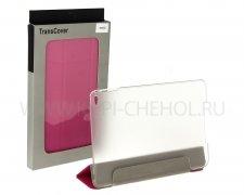 Чехол откидной Apple iPad Mini 4 Trans Cover розовый