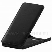Чехол флип Samsung Galaxy Note 5 UpCase чёрный