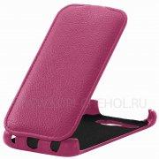 Чехол флип Alcatel One Touch 5035D Angell Case розовый