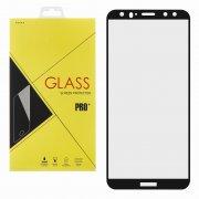 Защитное стекло Huawei Nova 2i Glass Pro Full Screen черное 0.33mm