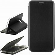 Чехол книжка Samsung Galaxy A5 (2016) A510 Fashion Case с визитницей чёрный