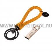 Флеш Hoco U1 Flash Drive 32Gb Yellow
