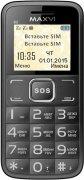 Телефон Maxvi B2 Black