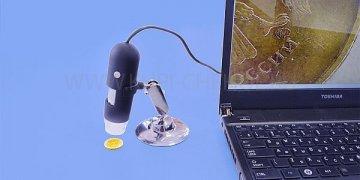 USB-микроскоп MT1091