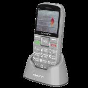 Телефон Maxvi B5 Grey