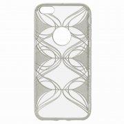 Чехол-накладка Apple iPhone 6 / 6S 4.7 8439 серебристый