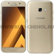Телефон Samsung A320F Galaxy A3 2017 DS Gold
