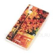 Чехол силиконовый Sony D5103 Xperia T3 8013