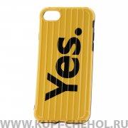 Чехол-накладка Apple iPhone 7 Yes. Yellow