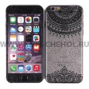 Защитное стекло Apple iPhone 6 4.7 9339 2 в 1 черное