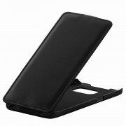 Чехол флип Samsung Galaxy S7 Edge UpCase чёрный