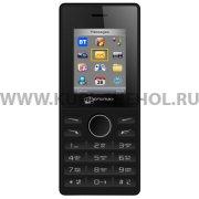 Телефон Micromax X405 Black