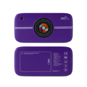 Power Bank 10000 mAh Remax Camera RPP-91 Wireless Purple