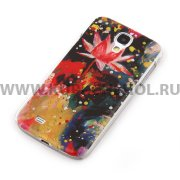 Чехол-накладка Samsung Galaxy S4 i9500 Живопись 7845