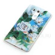 Чехол пластик LG D855 Optimus G3 Живопись 7829