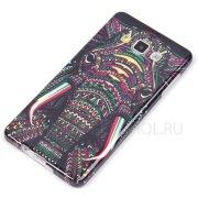 Чехол силиконовый Samsung Galaxy A7 A700f 8504