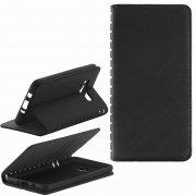 Чехол книжка Samsung Galaxy J7 2016 New Case 001 черный