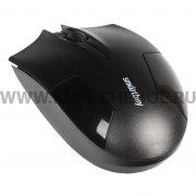 Мышка  для  компа  б/п  SmartBuy  341AG ONE  Black