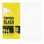 Защитное стекло Apple iPhone 7 Plus Glass Pro Full Glue белое 0.33mm