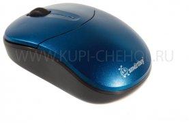 Мышка компьютерная б/п SmartBuy 335AG Blue Black
