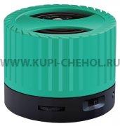Колонка универсальная Ginzzu GM-988B Bluetooth зелёная