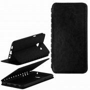 Чехол книжка Samsung C5 П19025 черный