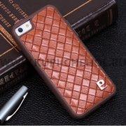 Чехол-накладка Apple iPhone 5/5S 9816 коричневый