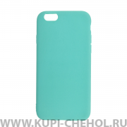Чехол-накладка iPhone 6/6S 11010 бирюзовый
