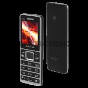 Телефон Maxvi M10 Black