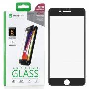 Защитное стекло Apple iPhone 7 Plus Amazingthing SupremeGlass Hybrid 3D Black 0.2mm